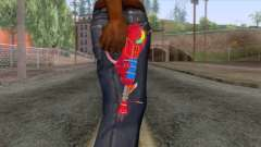 Call Of Duty Zombies - Ray Gun for GTA San Andreas