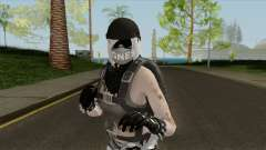 Skin Random 10 GTA V Online (Female) for GTA San Andreas