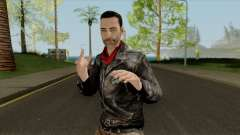 The Walking Dead No Man's Land Negan for GTA San Andreas