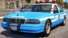 Declasse Premier Police Cruiser for GTA 4