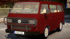 Volkswagen Transporter T3 for GTA 4