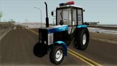 MTZ-80 Belarus Police for GTA San Andreas
