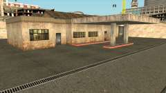 Doherty Garage Retextured for GTA San Andreas