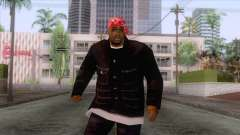 Crips & Bloods Ballas Skin 2 for GTA San Andreas