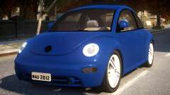 2003 VW New Beetle for GTA 4