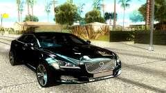 Jaguar XJ for GTA San Andreas