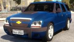 2010 Chevrolet Blazer Advantage for GTA 4