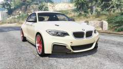 BMW M235i (F22) 2014 v1.1 [replace] for GTA 5