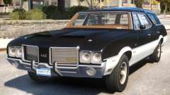 Oldsmobile Vista Cruiser 1972 for GTA 4