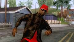 Crips & Bloods Ballas Skin 3 for GTA San Andreas