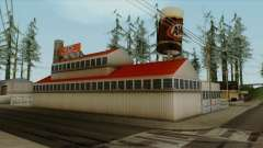 Montgomery A&W Root Beer Factory for GTA San Andreas