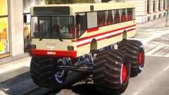 Bus Monster Truck V1 for GTA 4