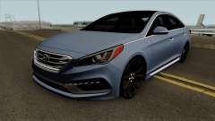 Hyundai Sonata 2017 for GTA San Andreas