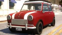 Weeny Issi Classic for GTA 4