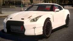 Nissan GTR 2017 Hamann for GTA 4