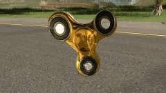 Golden Fidget Spinner for GTA San Andreas