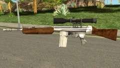 HK G3 Wood for GTA San Andreas