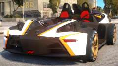 KTM Xbow for GTA 4