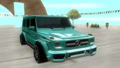 Mercedes-Benz G-class AMG for GTA San Andreas