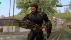 Marvel Future Fight - Capatin America for GTA San Andreas