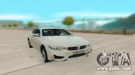 BMW M4 for GTA San Andreas