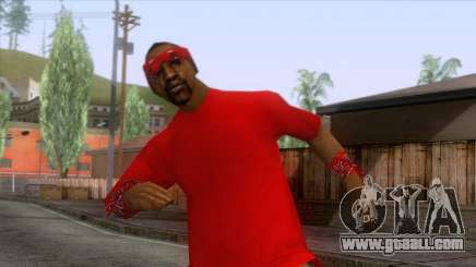 Crips & Bloods Ballas Skin 8 for GTA San Andreas