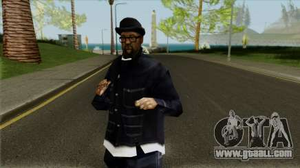 Big Smoke The Ballas for GTA San Andreas