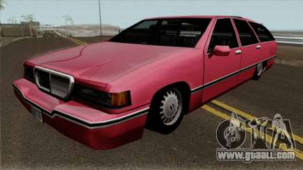 Elegant Station Wagon for GTA San Andreas