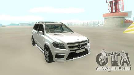 Mercedes-Benz GL63 for GTA San Andreas