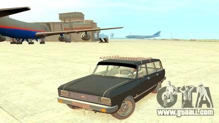 AZLK 2137SL for GTA 4