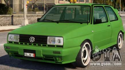 Volkswagen Golf Rallye G60 1990 for GTA 4
