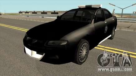 Police Buffalo for GTA San Andreas