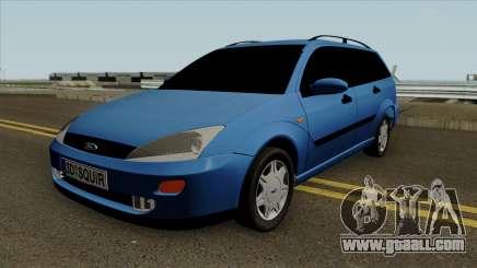 Ford Focus 1 Wagon for GTA San Andreas
