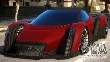 Vanda Electronics Dendrobium 2020 for GTA 4