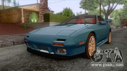 Mazda RX7 FC3S Wangan Style for GTA San Andreas
