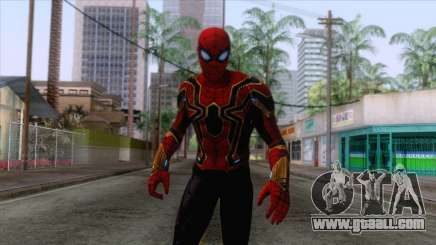 Marvel Future Fight - Iron Spider Skin 1 for GTA San Andreas