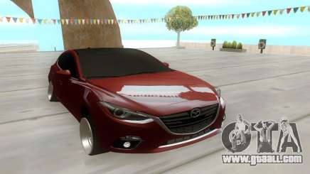 Mazda 6 for GTA San Andreas