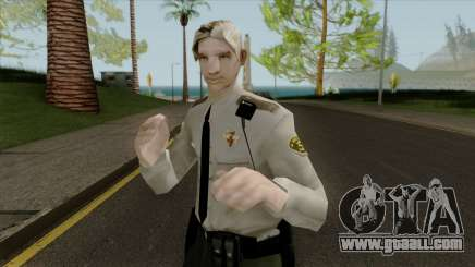 New lvpd1 for GTA San Andreas