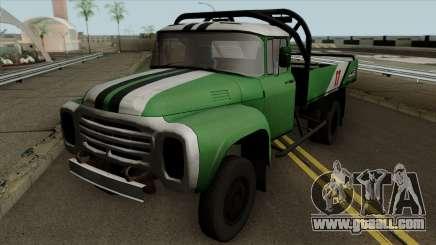 ZIL 130 ZIL: Trucks, Autocross for GTA San Andreas