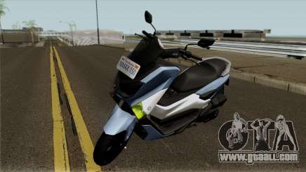 Yamaha NMax 2018 for GTA San Andreas