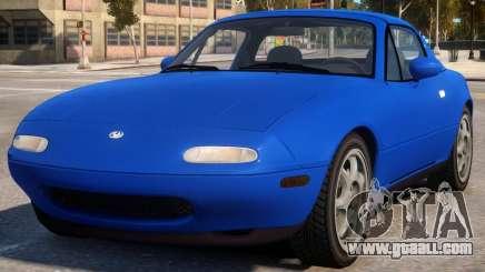 1997 Mazda Miata MX-5 V2 for GTA 4