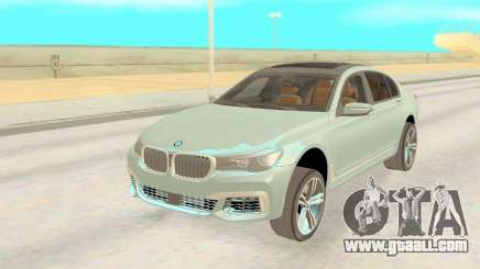 BMW 760li Xdrive for GTA San Andreas