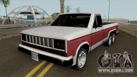 Bobcat D-6 for GTA San Andreas