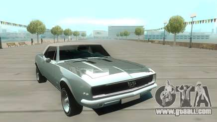 Chevrolet Camaro SS for GTA San Andreas
