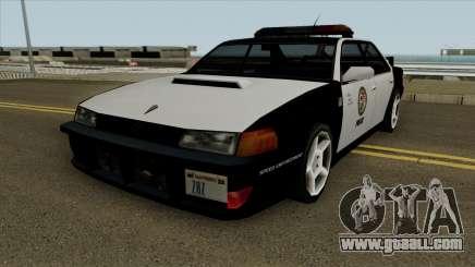 Sultan Police LSPD for GTA San Andreas