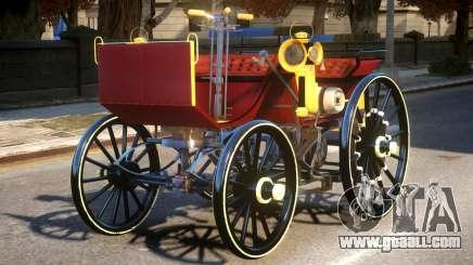 Daimler Benz 1886 V.2 for GTA 4