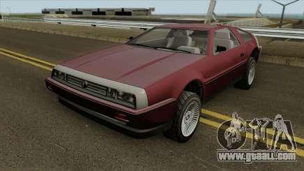 GTA V Deluxo v2 for GTA San Andreas