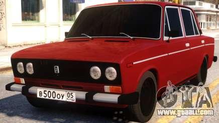 VAZ 2106 Dag Style for GTA 4
