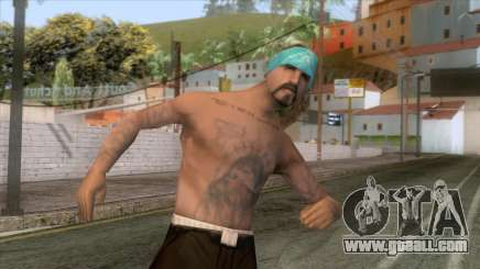 Crips & Bloods Vla Skin 1 for GTA San Andreas