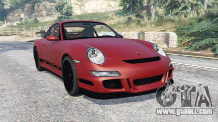 Porsche 911 GT3 RS (997) 2007 v1.1 [replace] for GTA 5